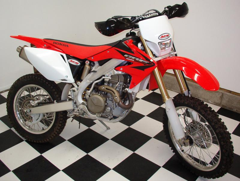 Honda crf450x photo - 2