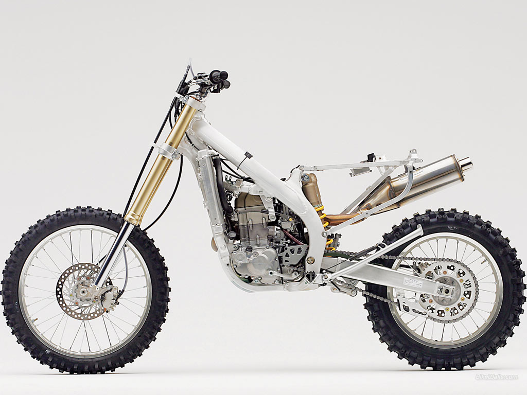 Honda crf450x photo - 4