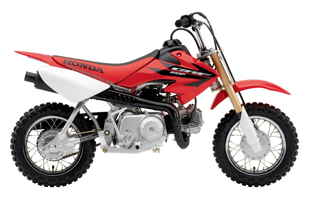 Honda crf50f photo - 1
