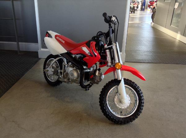 Honda crf50f photo - 4