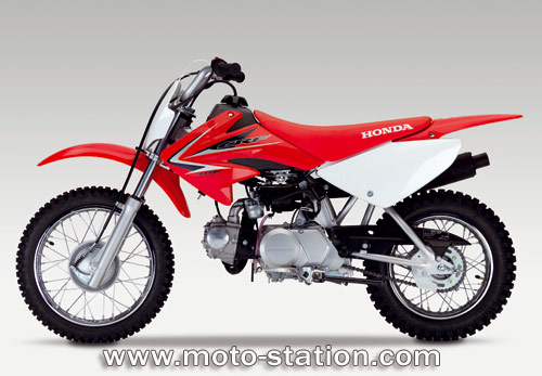 Honda crf70f photo - 1