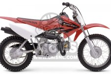 Honda crf70f photo - 2