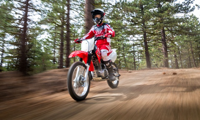 Honda crf80f photo - 2