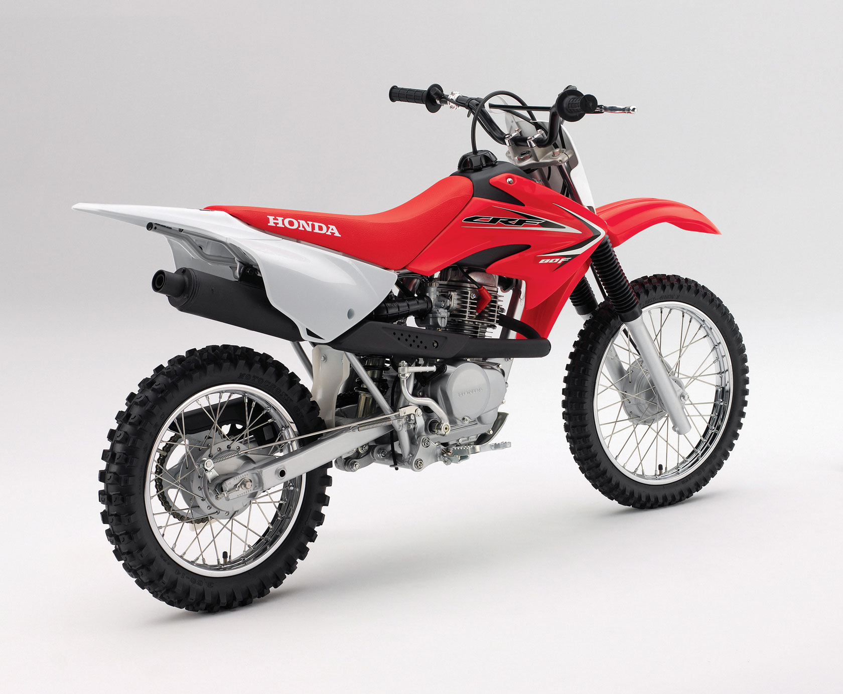 Honda crf80f photo - 3