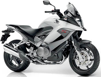 Honda crossrunner photo - 3