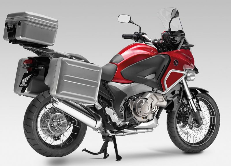Honda crosstourer photo - 1