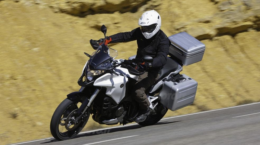 Honda crosstourer photo - 2