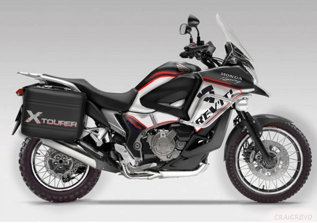 Honda crosstourer photo - 3