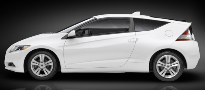 Honda crz photo - 1