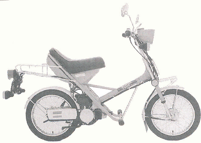 Honda express photo - 3