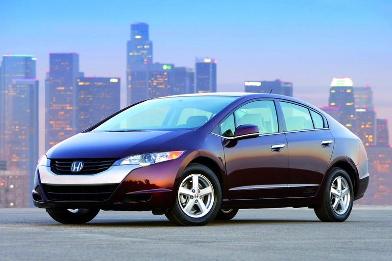Honda fcx photo - 1