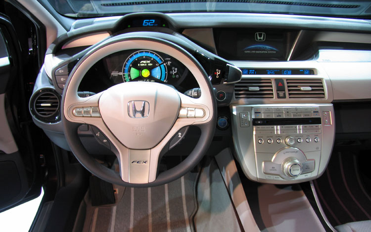 Honda fcx photo - 3