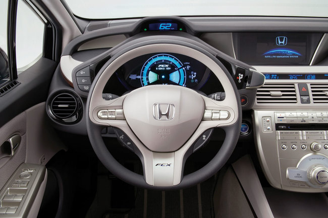 Honda fcx photo - 4