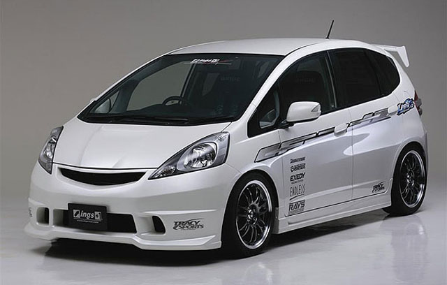Honda fit photo - 2