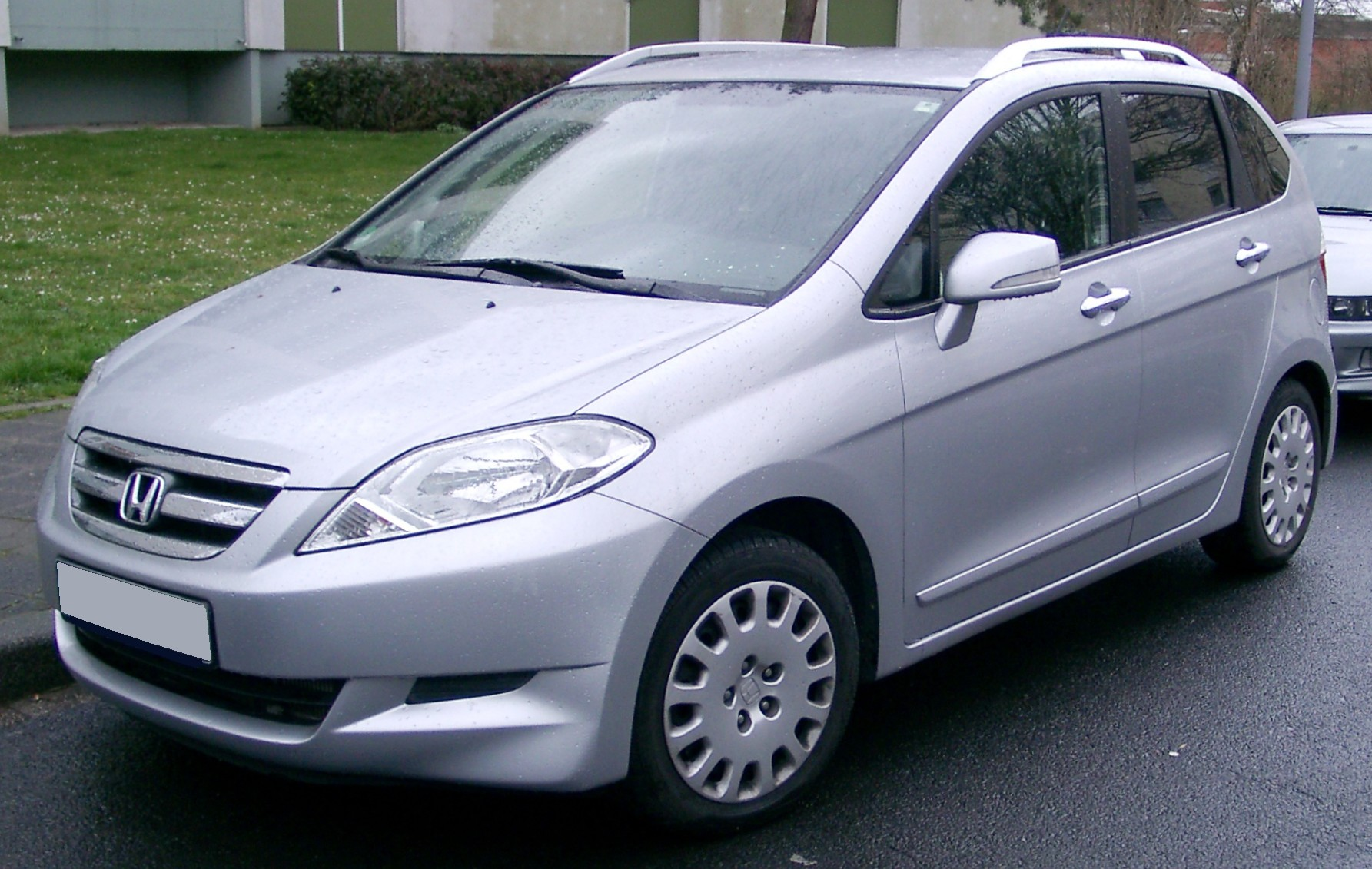 Honda frv photo - 4