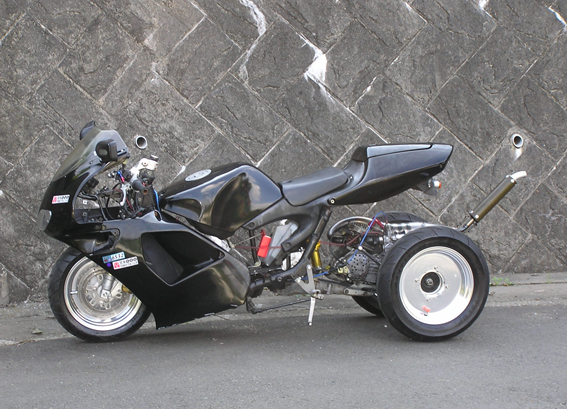 Honda gyro-x photo - 3