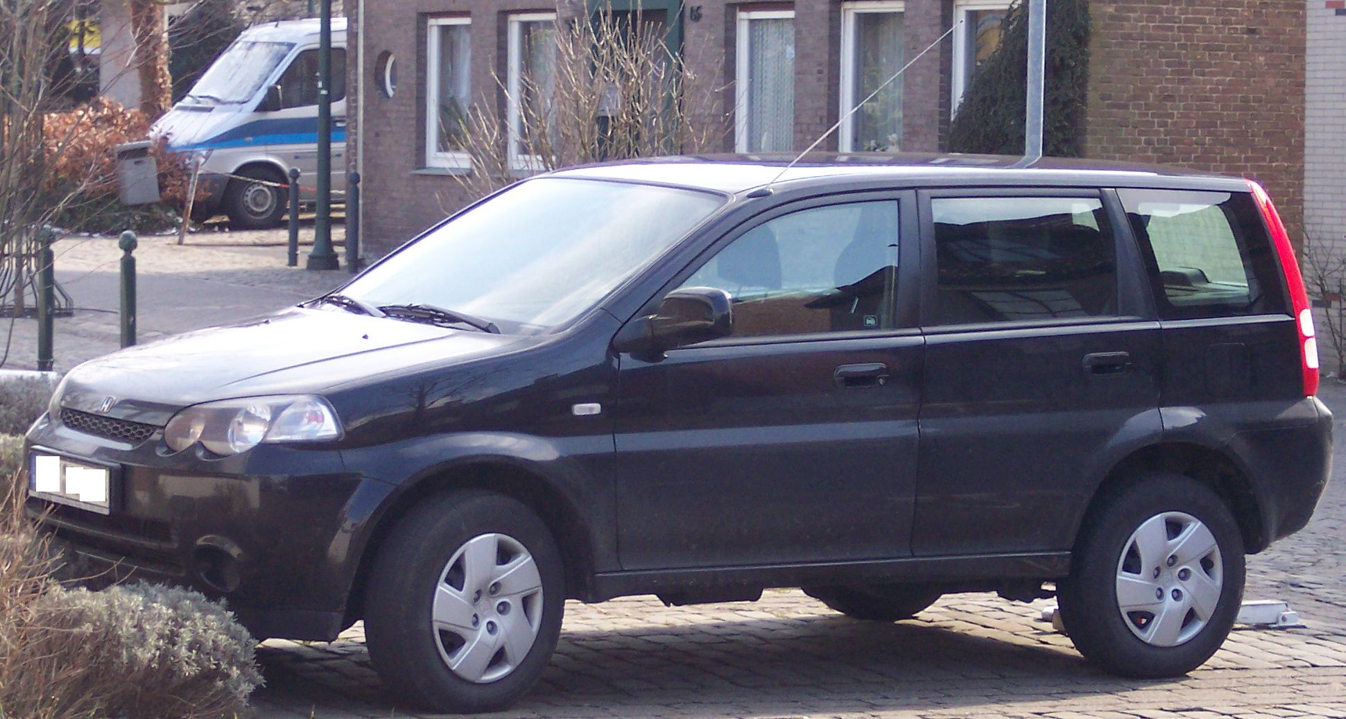 Honda hrv photo - 1