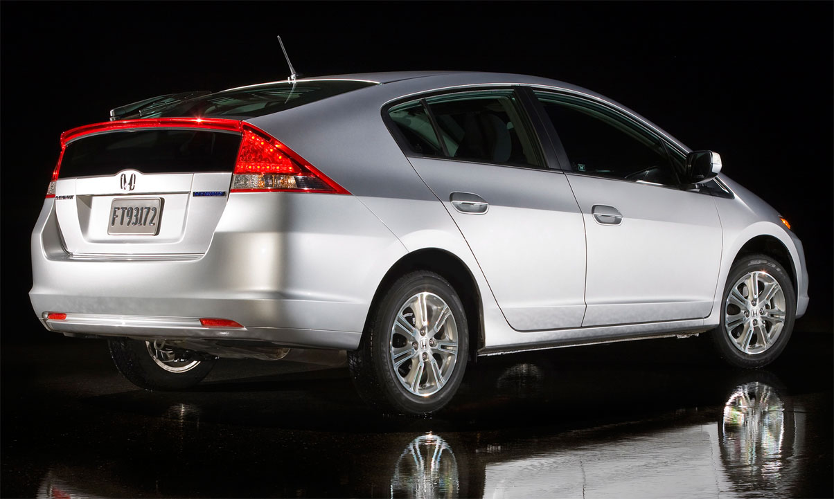 Honda insight photo - 2