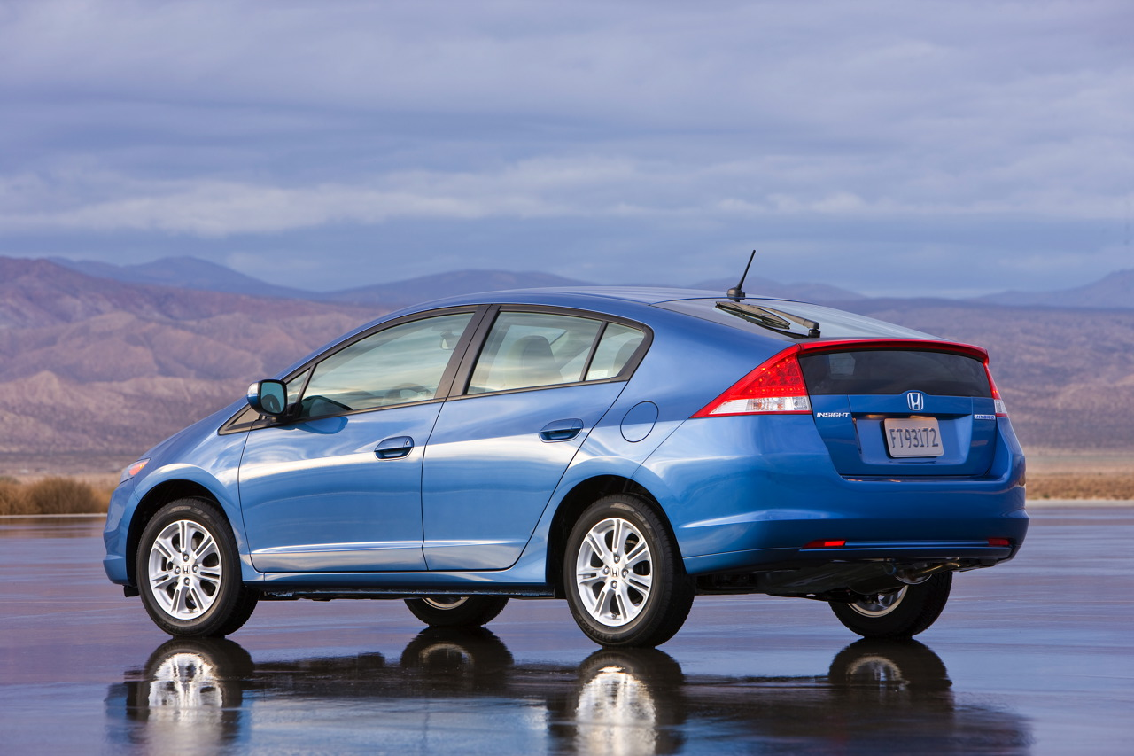 Honda insight photo - 3