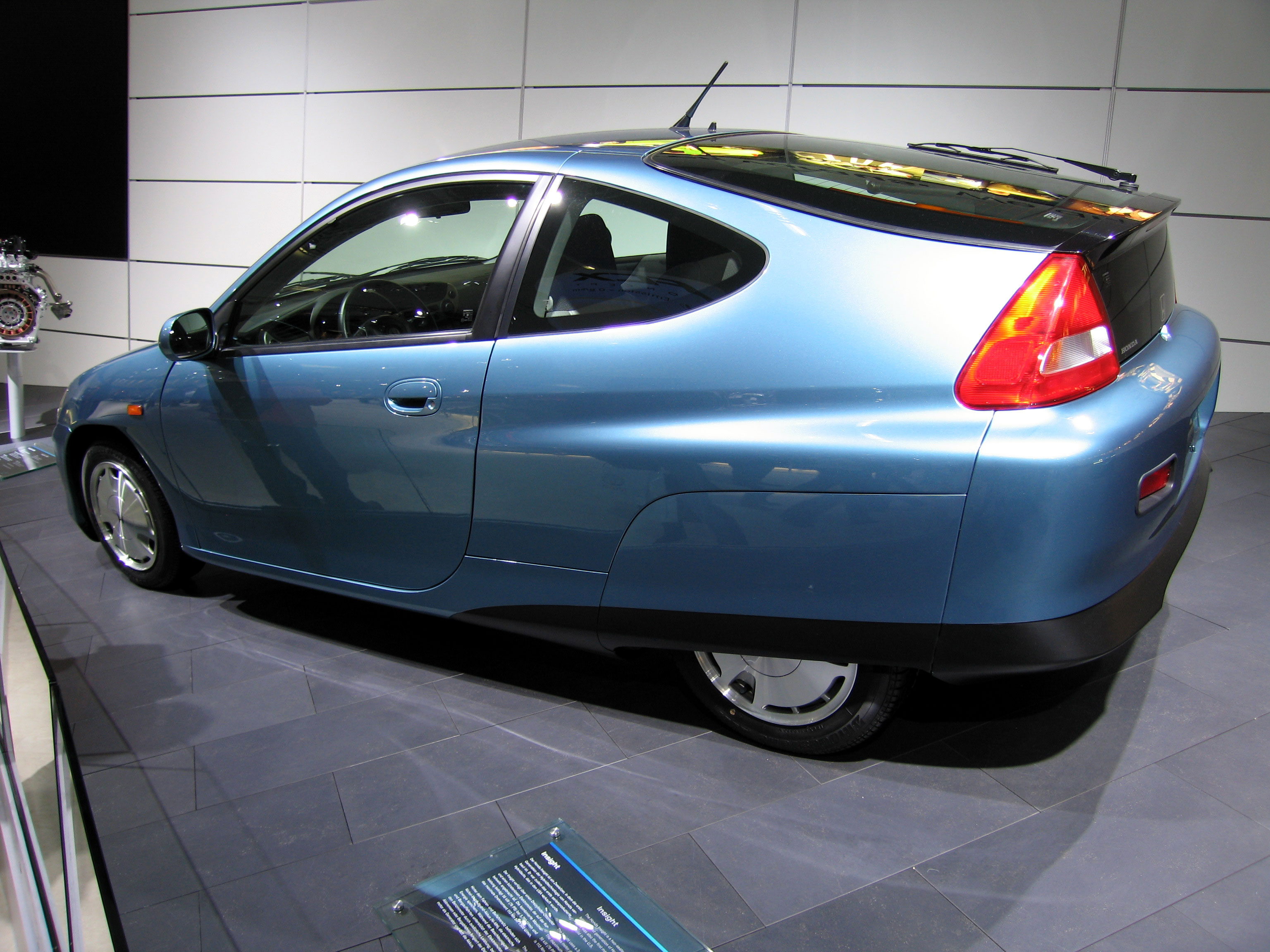 Honda insight photo - 4
