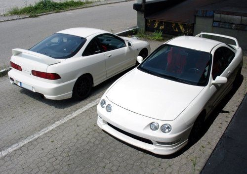 Honda integra photo - 3