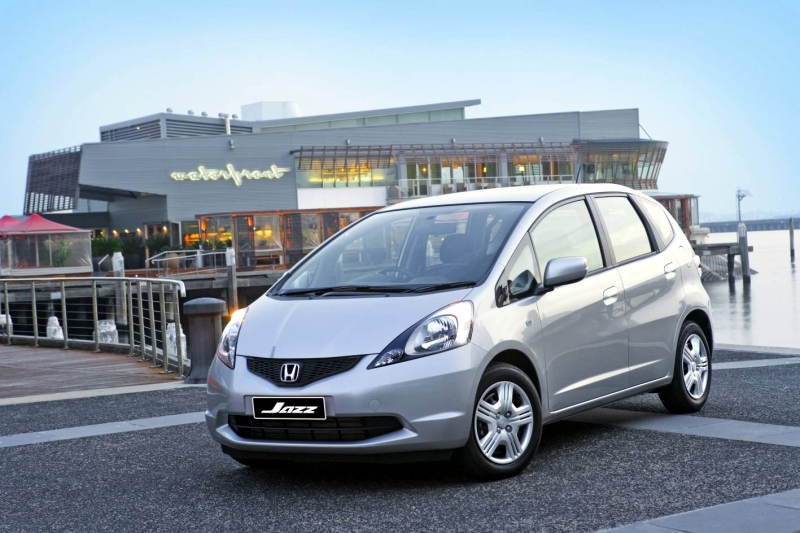 Honda jazz photo - 1