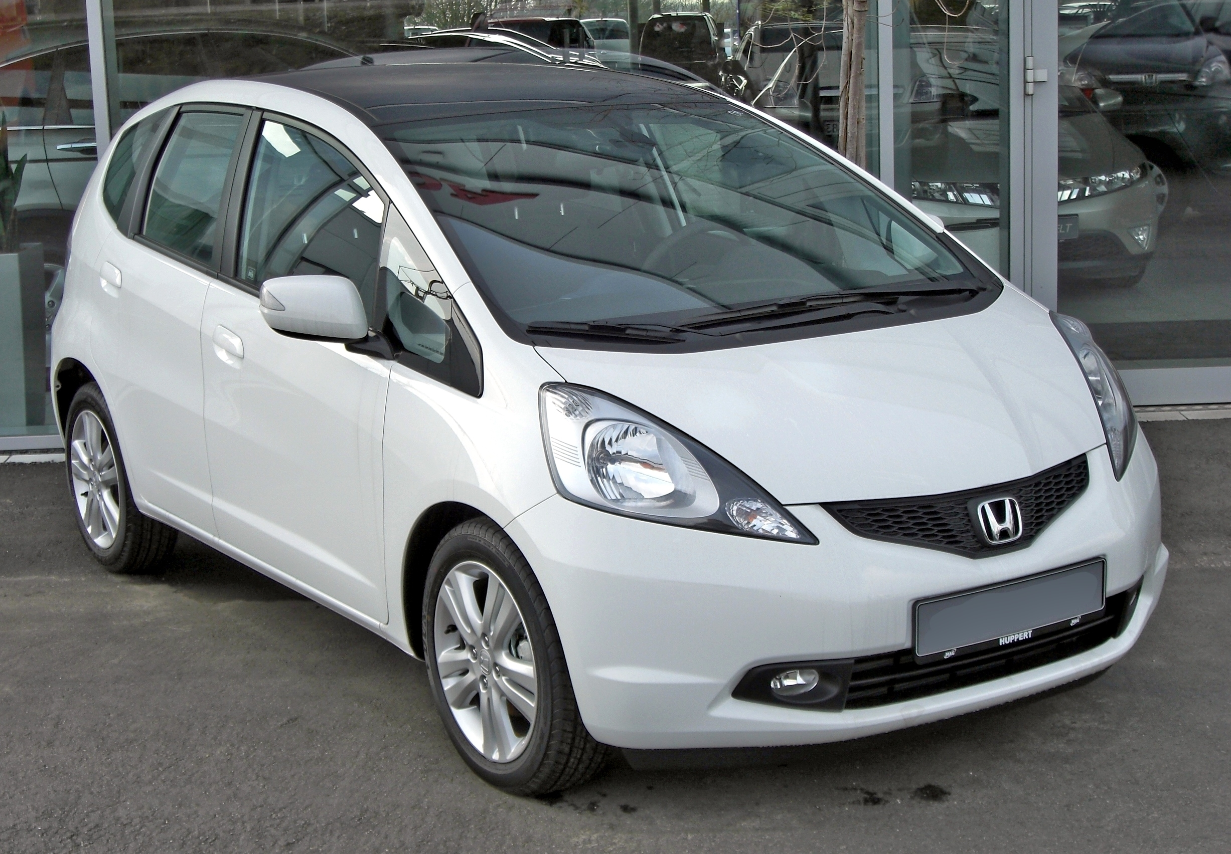 Honda jazz photo - 3