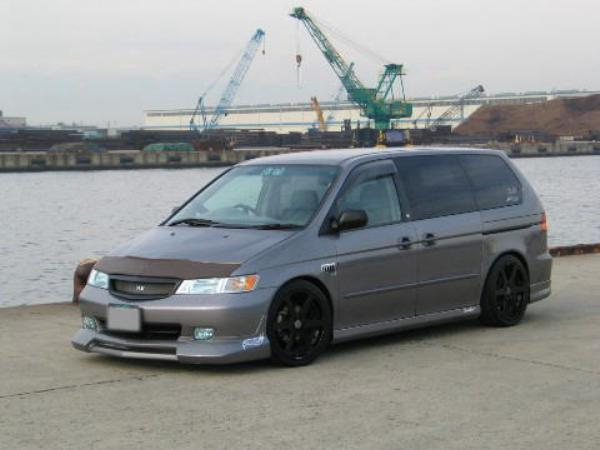 Honda lagreat photo - 1