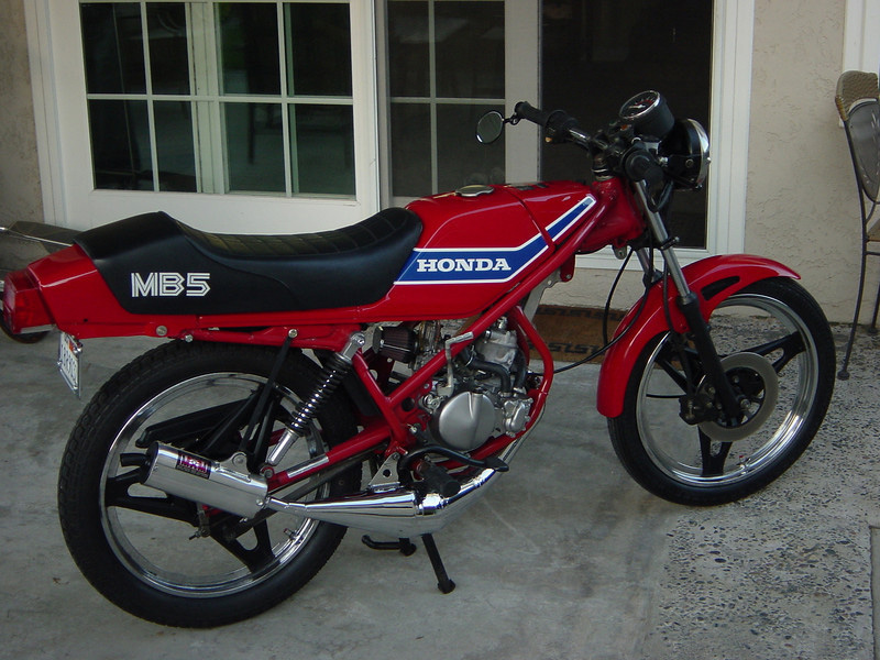 Honda mb5 photo - 4