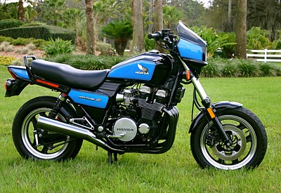 Honda nighthawk photo - 1