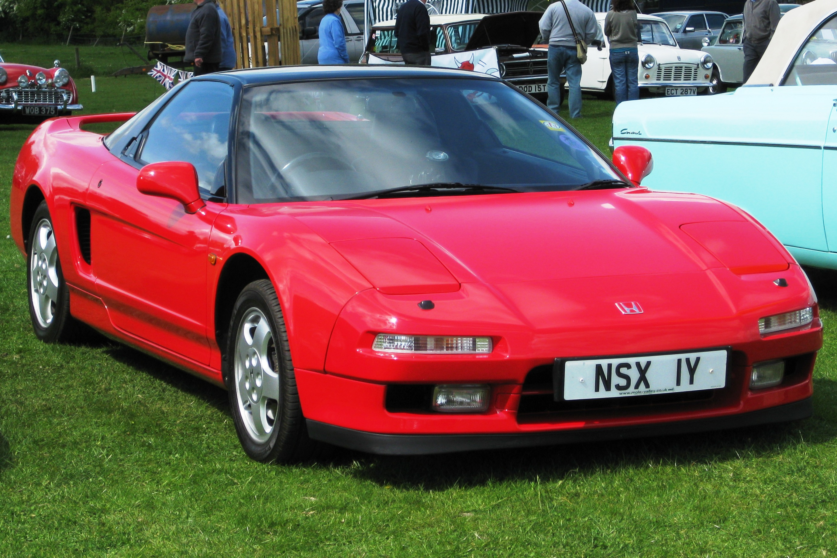 Honda nsx photo - 2