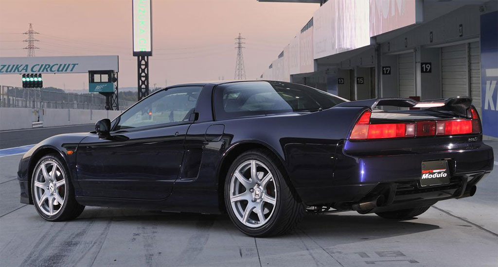 Honda nsx photo - 4