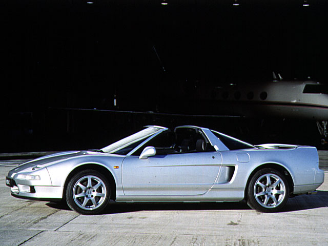 Honda nsx-t photo - 1