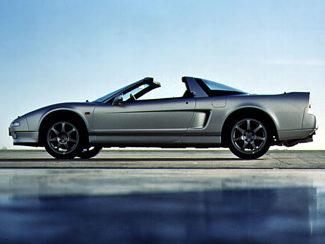 Honda nsx-t photo - 2