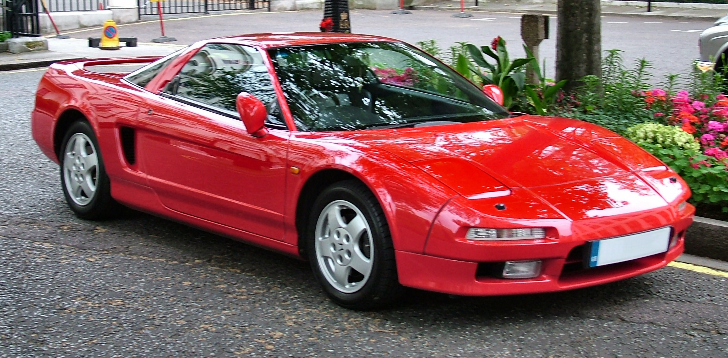 Honda nsx-t photo - 3