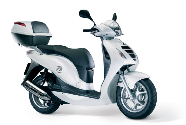 Honda ps125i photo - 3