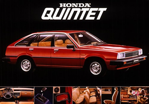 Honda quintet photo - 1