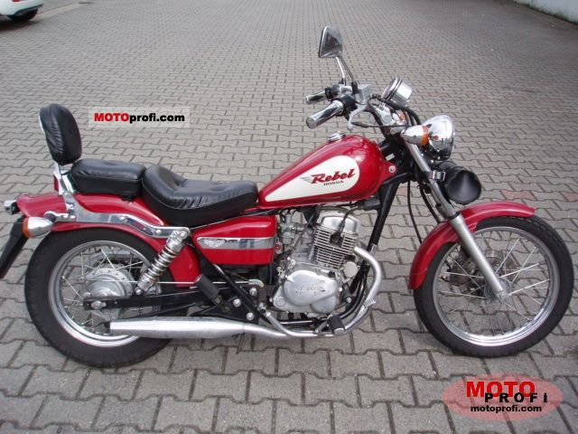 Honda rebel photo - 1
