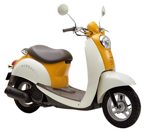 Honda scoopy photo - 1