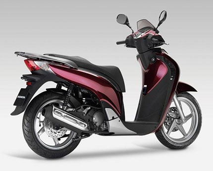 Honda scoopy photo - 3