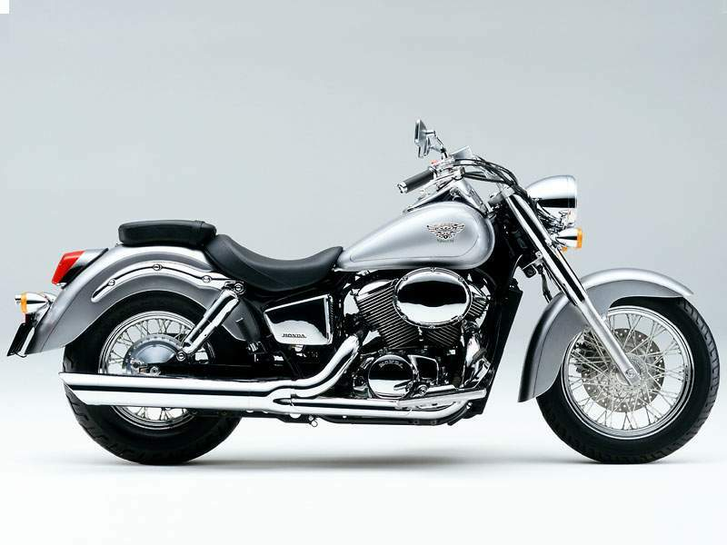 Honda shadow photo - 1