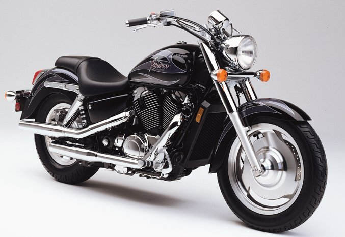 Honda shadow photo - 3