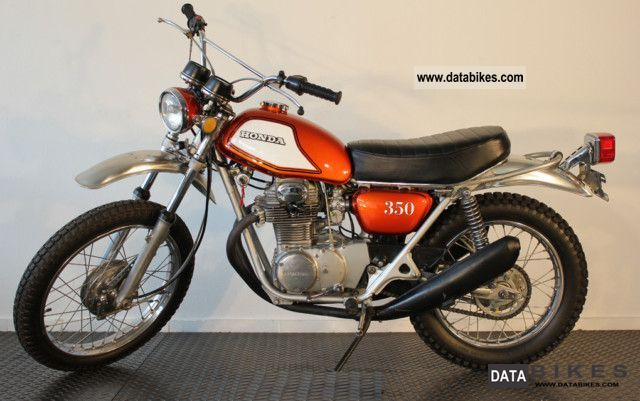 Honda sl350 photo - 3