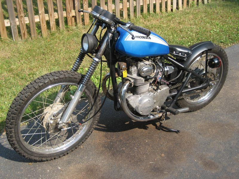 Honda sl350 photo - 4
