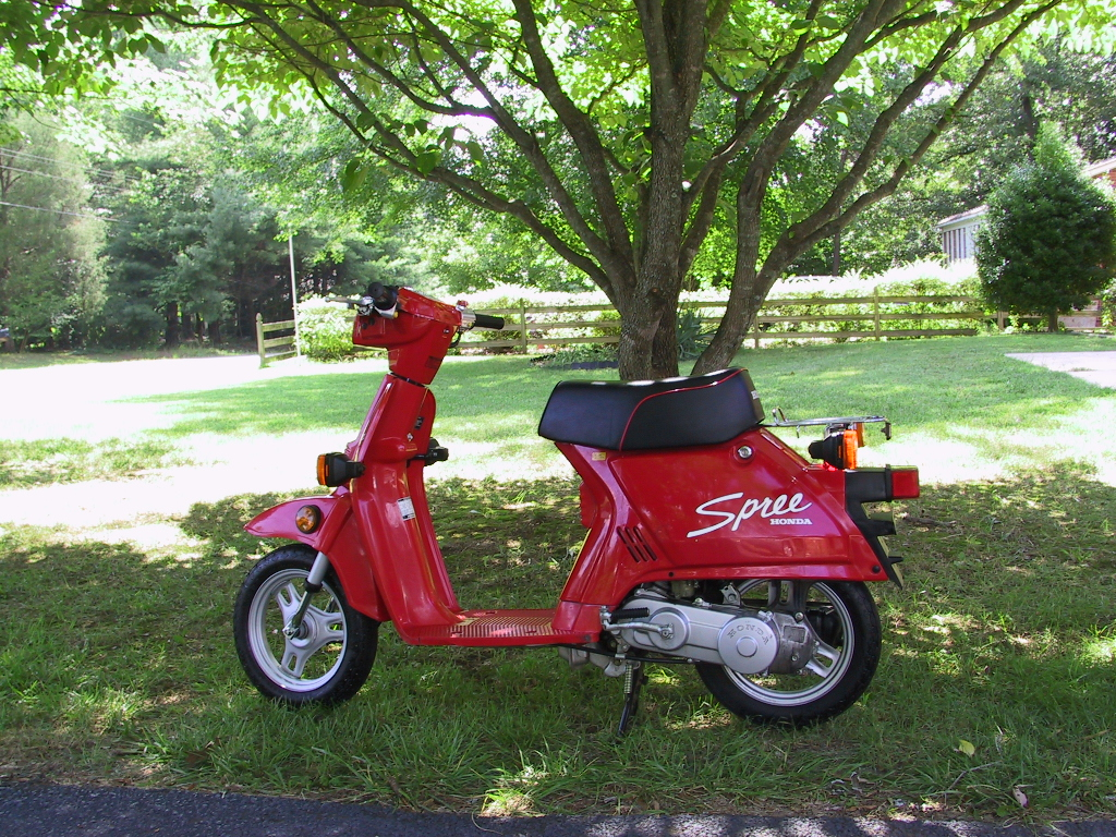 Honda spree photo - 1