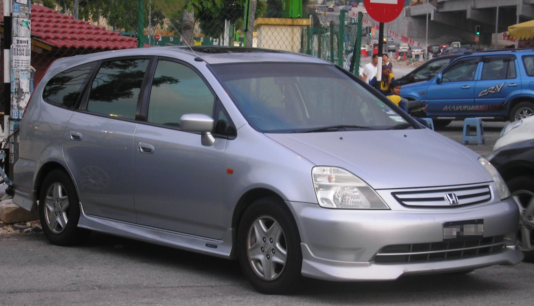 Honda stream photo - 3