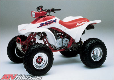 Honda trx250x photo - 1