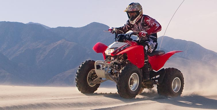 Honda trx250x photo - 2