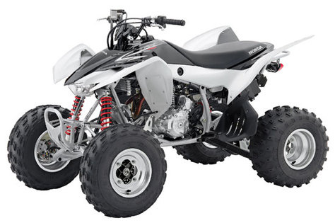 Honda trx400x photo - 4
