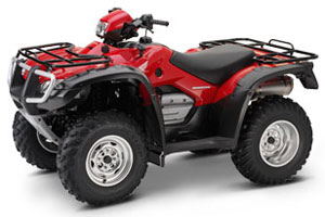 Honda trx500fa photo - 2